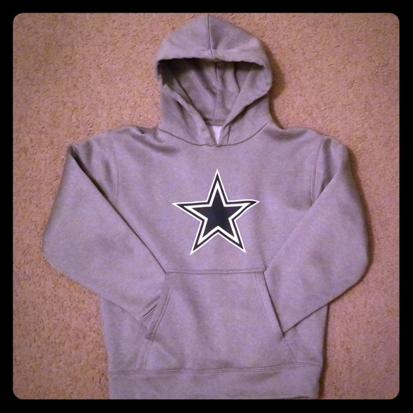 new style 0a073 6e4a4 Boys Cowboys hoodie 😎